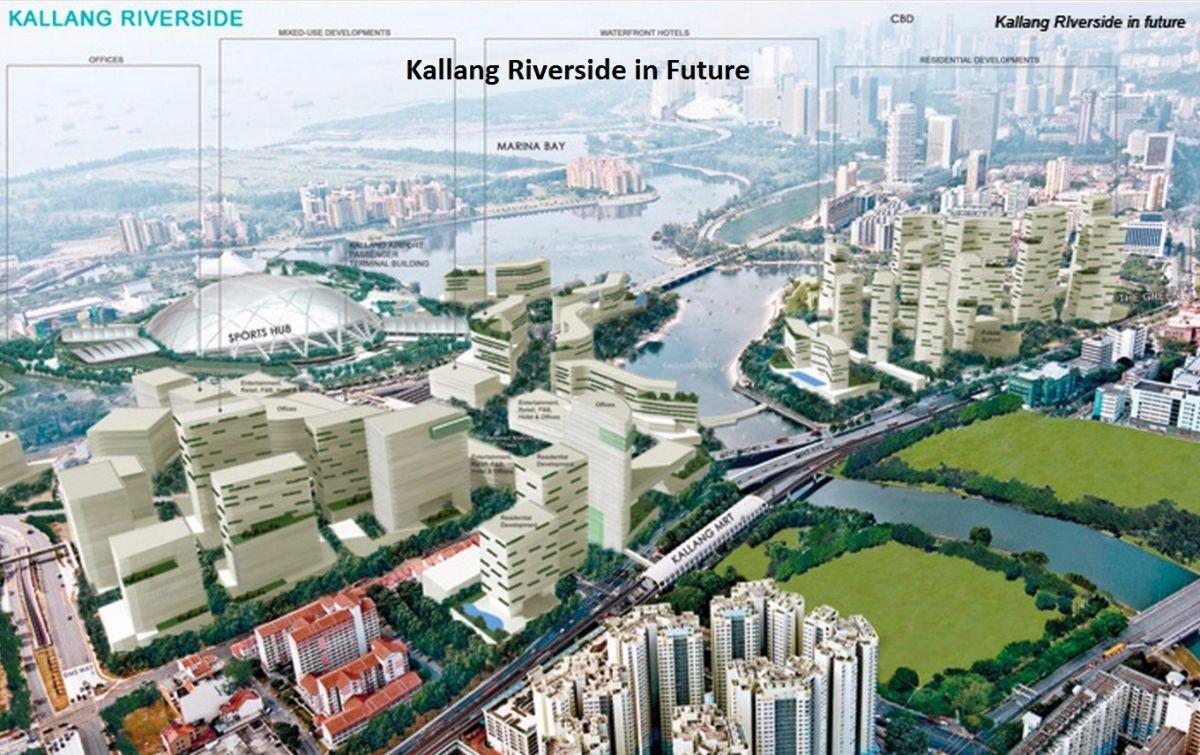 加冷河畔-Kallang-Riverside
