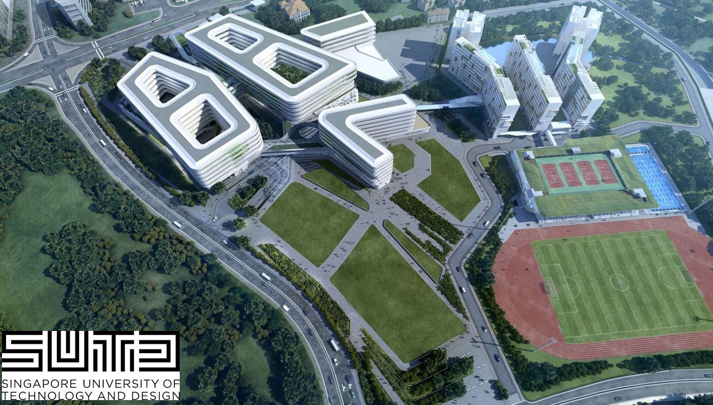 新加坡科技设计大学 Singapore University of Technology and Design
