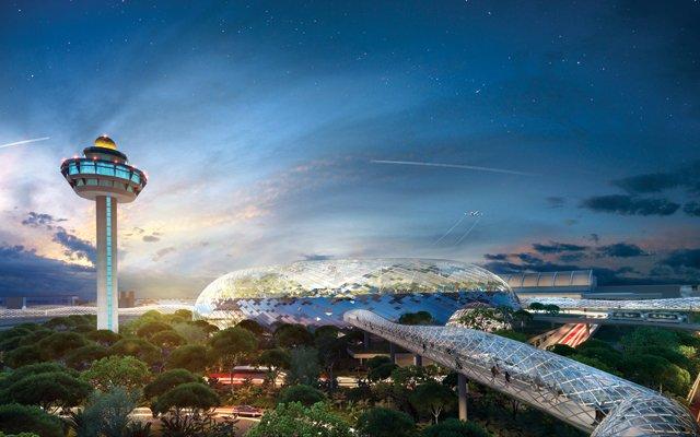 樟宜机场 Project jewel
