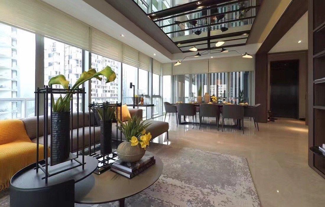 新加坡私人住宅带室内装潢