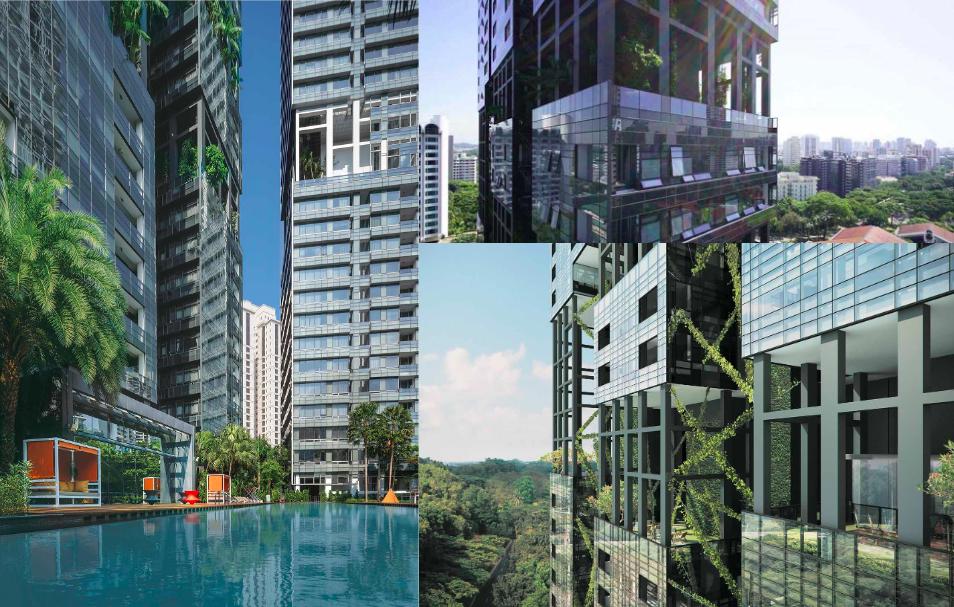 Nouvel 18 明筑-公寓设施