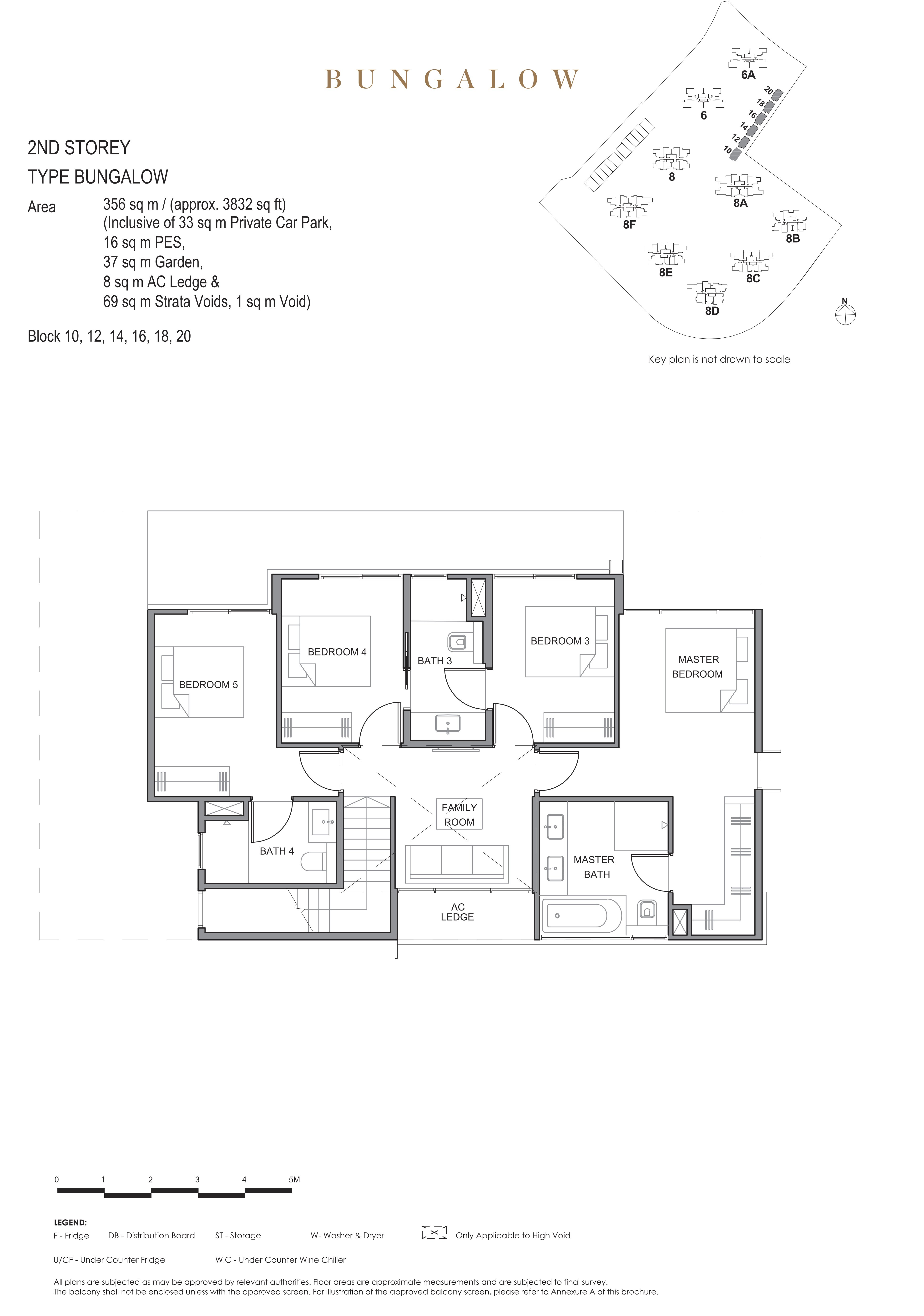 Parc Clematis 锦泰门第 masterpiece bungalow 2nd storey