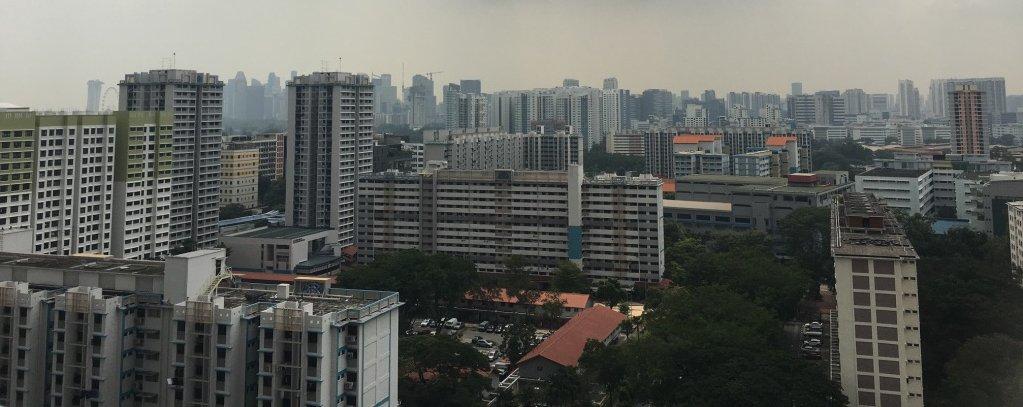 Singapore district adjunied 阿裕尼