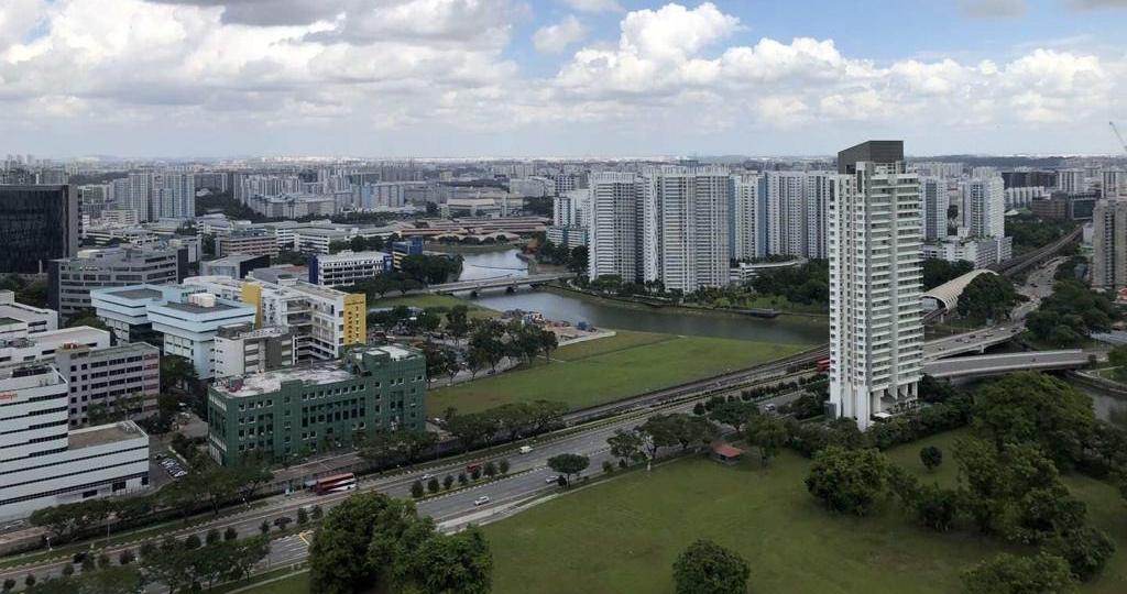 Singapore kallang riverside-加冷地区