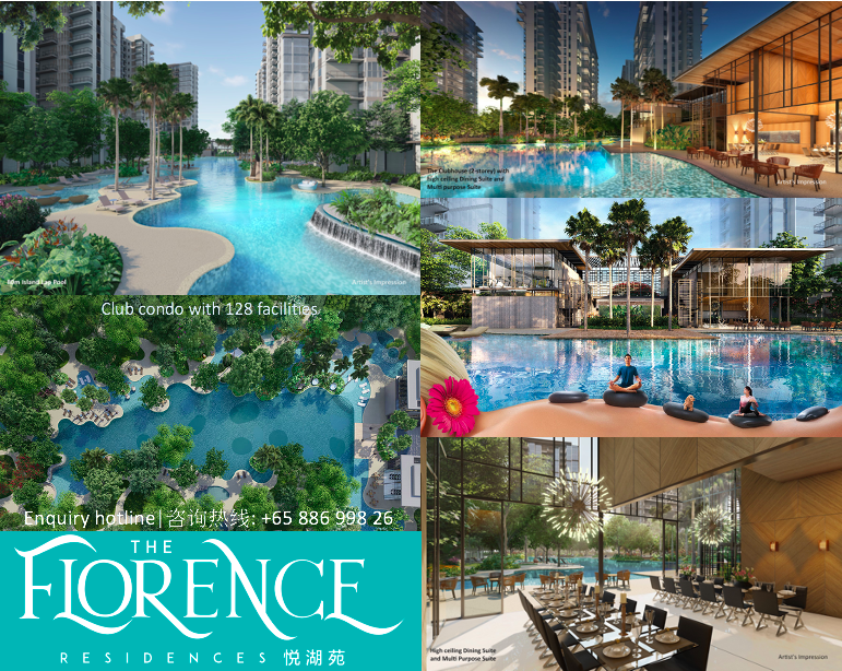 about The Florence Residences 悦湖苑