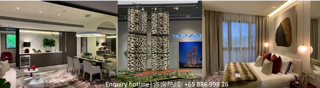 welcome to Avenue South Residence 南峰雅苑 示范单位 showflat