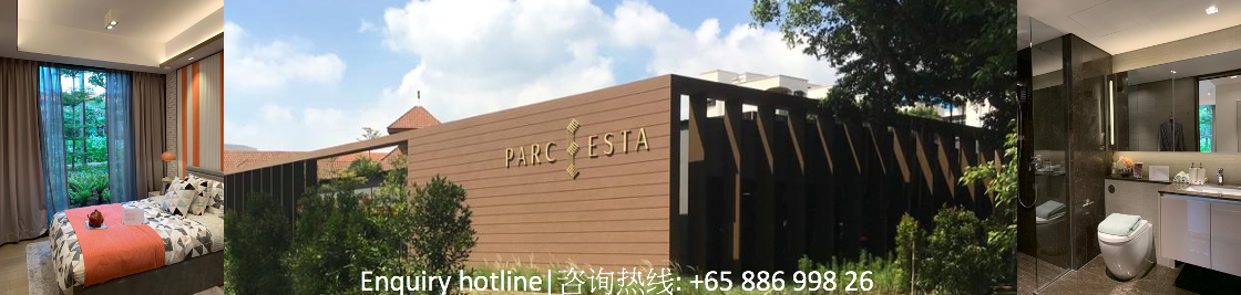 welcome to Parc Esta 东景苑 showflat