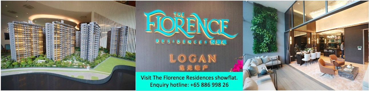welcome to The Florence Residences 悦湖苑示范单位 showflat