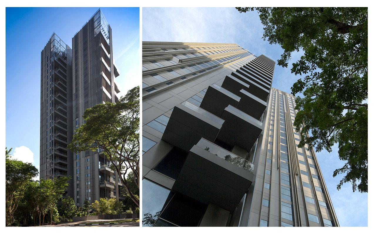 乌节三翠林 3 orchard park hero facade