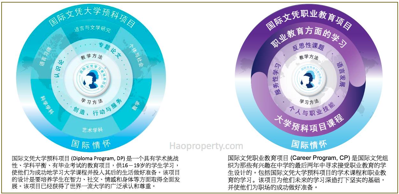 IB DP and CP 国际文凭组织大学预科和职业教育课程