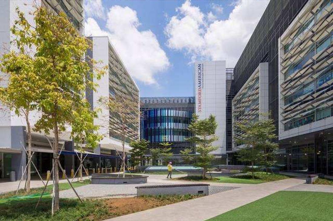 Singapore Stamford American school 斯坦福美国国际学校